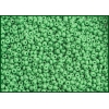Seedbead Opaque Medium Green 10/0